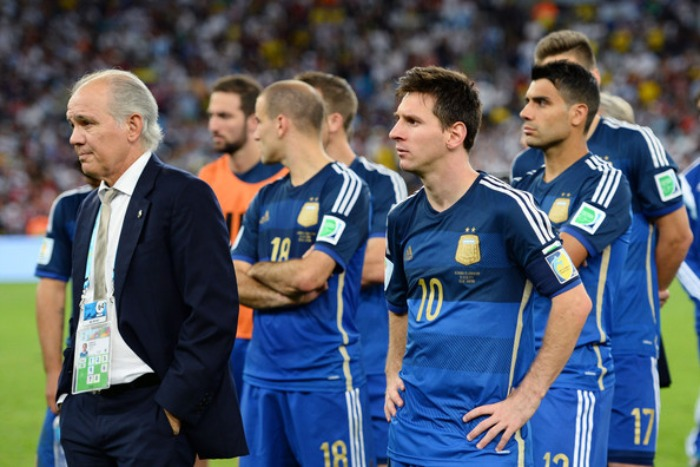 Germany vs Argentina Very Physical Finals–Republic Reporters