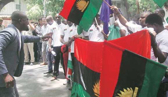 Update: Nigeria, We are tired of this forced marriage imposed on us–Biafra Agitators