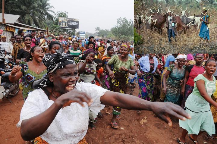 Enugu-woman-protest