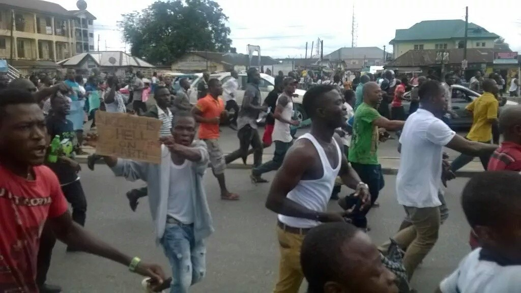Image result for Kimisese movement calls for inquiry into Southern Ijaw killings