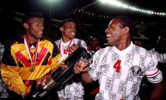 Stephen Keshi: Nigeria football legend dies aged 54