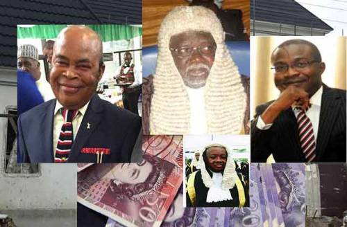 """Update: Constitutional Crisis: """"Presidency Insists Judges Must Step down for trial, DSS' Buhari's """"Goon Squad"""": """"Constitutional Crisis"""" Imminent in Nigeria""""–Obi Nwakanma"""