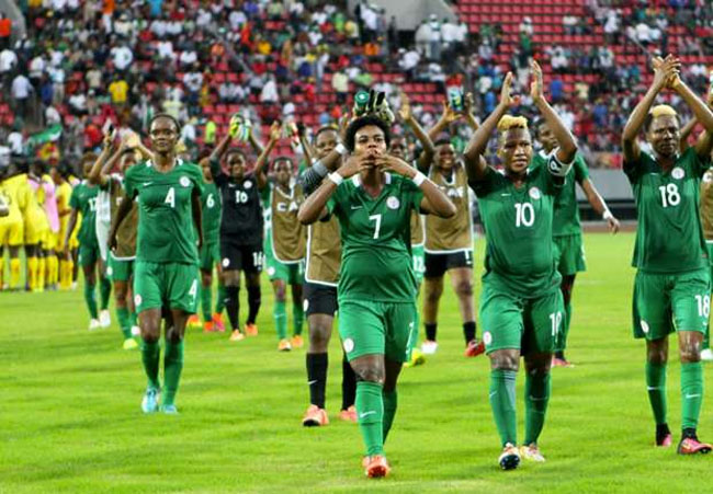 Unsettled allowances: We never knew Falcons will win AWCON, says FG