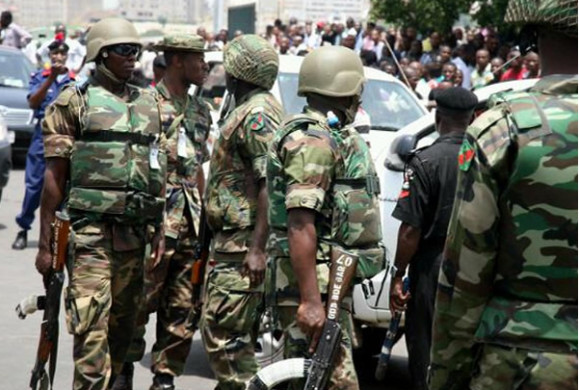 """A Global Alert on the resumption of the 1967 Police Action In Eastern Nigeria under the New Codenames: """"OPERATION PYTHON DANCE"""", and """"OPERATION CROCODILE SMILE""""-Lower Niger Congress, (LNC)"""