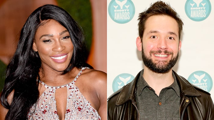 Serena Williams, Reddit co-founder announce engagement