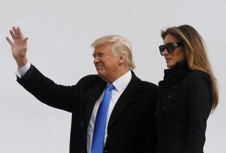 Trump arrives Washington-DC on the eve of Inauguration–Ready for Day One: Trump poised to take executive actions