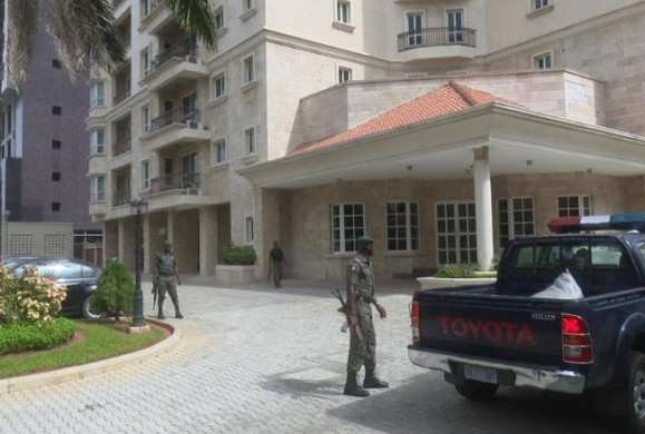 'Corrupt' Nigeria's spy chief suspended after $43 million seized from apartment-CNN