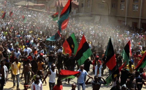 Biafra National Guard threatens FG on release IPOB members, says days of reckoning is close