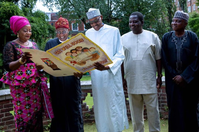Update Buhari Scared Stiff Of Returning To Aso Rock Villa
