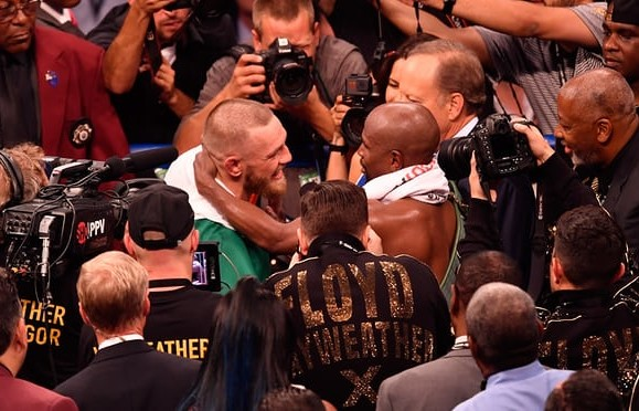 Boxing: Mayweather retires again after picking apart Conor McGregor in 10 rounds