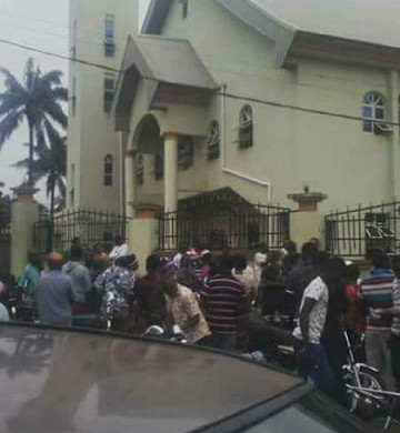 Why Investigations Into Ozubulu Church Massacre Can't Be Handled By Anambra CP And Governor Obiano: FCID  And INTERPOL Should Takeover