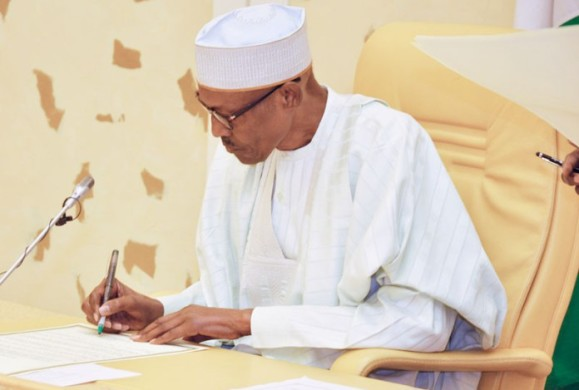 Biafra: President Of Sokoto Caliphate Buhari Signs Proclamation Proscribing IPOB  Following Massive Criticism Of Army & SE'Governors Illegal Proscription of IPOB