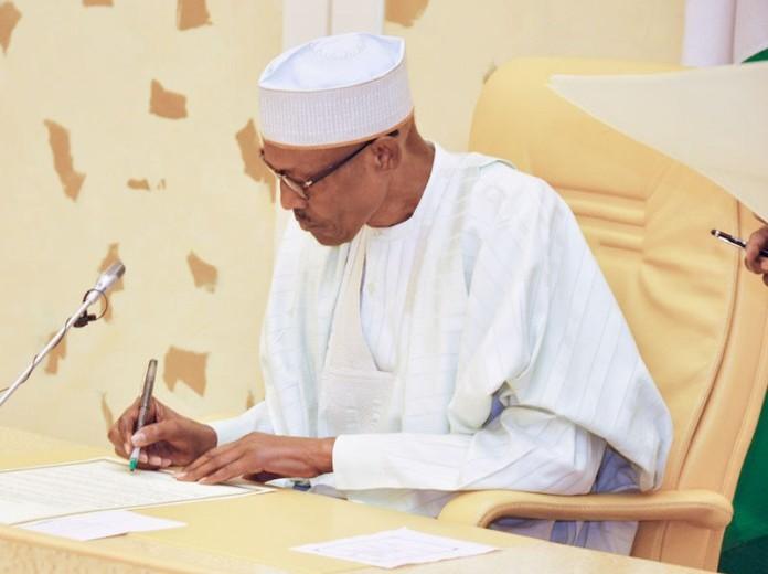 Muhammadu-Buhari-Signs