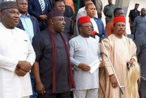 "Update: Biafra: ""Before IPOB Transits To Arm Struggle, It Must Get Rid of Igbo Politicians, saboteurs By Deploying Night Long Knives Moving From House To House Executing Igbo Politicians And Saboteurs'–Igwe Bu Ike"