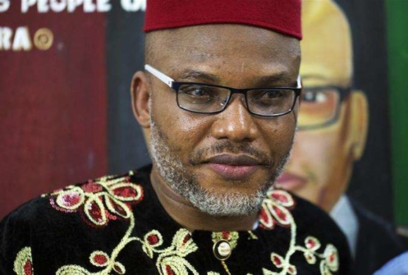 I Fear For Nnamdi Kanu's Life