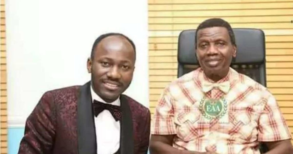 Pastor-EA-Adeboye-and-Apostle-Johnson-Suleman