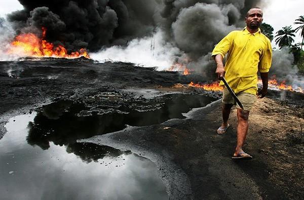 Oil-devastation