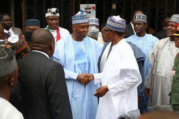 President-Buhari-Saraki-at-the-APC-NEC-meeting