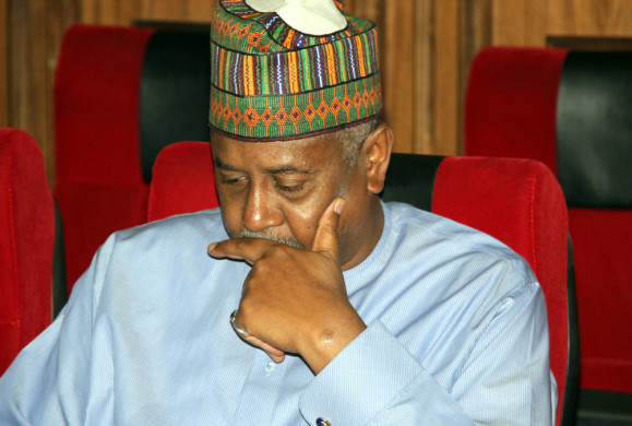 "Update: Breaking: ""Will Lawless-Vindictive Buhari Obey court order""-Dasuki Granted Fresh Bail Order After Re-arraignment Hours ago over alleged $2.1Billion fund for arms Diversion..–International Human Rights Monitor, IHRM, Executive Director, CUO Umunna inquired"