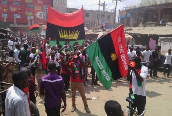 Update: Breaking: IPOB blasts MACBAN over comment on South-East governors' rejection of cattle ranching