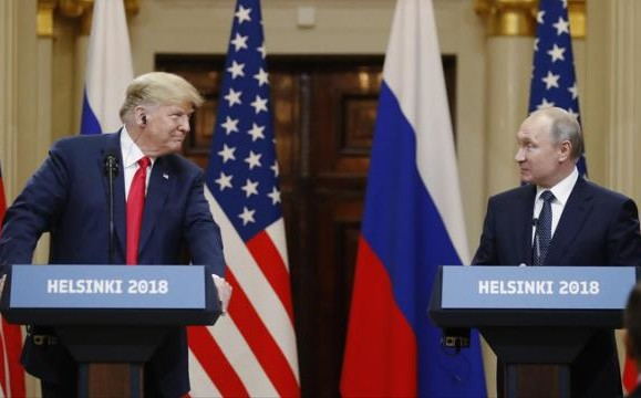 Breaking: Fox News Scrambles to cleanup work after Trump's Putin-summit mess