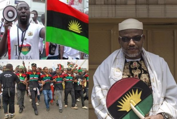 Breaking: Four IPOB leaders detained with Nnamdi Kanu regain their freedom