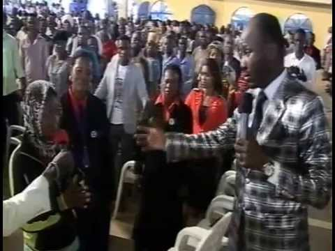 "Must Watch Video: Apostle Johnson Suleman: ""Enemies Yet To Conquer 2of2″, ""Your grandfather was a strongman..by the end of this year your wife will get pregnant""–Apostle Johnson Suleman"