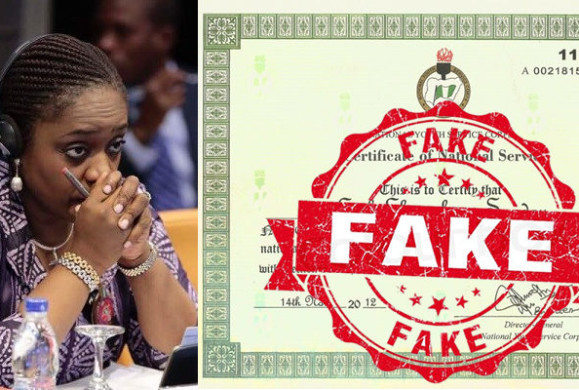 The Criminality of Finance Minister, Mrs Kemi Adeosun's Forged Certificate of Exemption to Secure Her Ministerial Appointment & The Subversion of NYSC Scheme, unhinged.