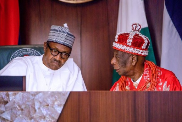 "2019-Buhari: ""I built Aba-Textile Industry with $2Billion I borrowed from China..""–Buhari says"