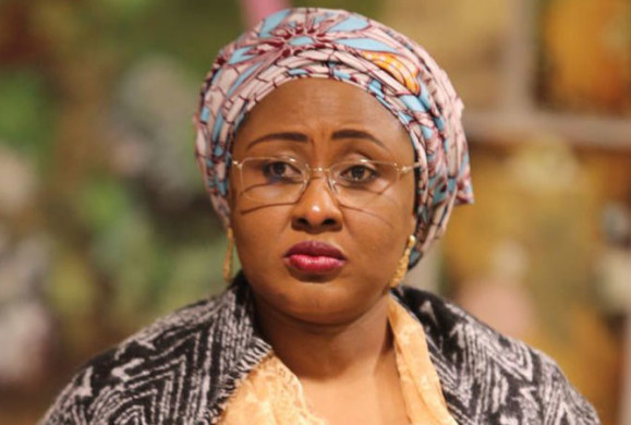Breaking: Aisha Buhari Concludes Plans To Pack Out Of Aso Villa so that the Cabal could have a field day'–Oriental Times