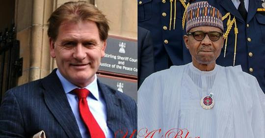 Breaking: The Man (Jibril) Posturing As Nigeria's President Is A Contracted Political Decoy, Real Buhari died 2017—Eric Joyce, Ex-British Lawmaker